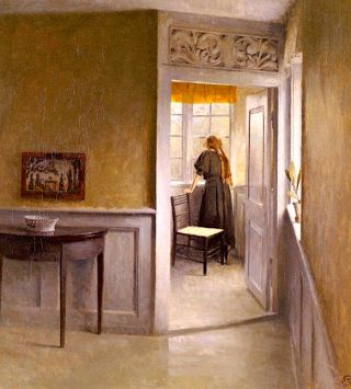 %22looking-out-the-window%22-peter-vilhelm-ilsted-1861-1933