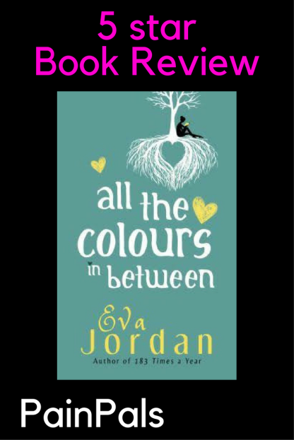 Book Review - All the Colours In Between