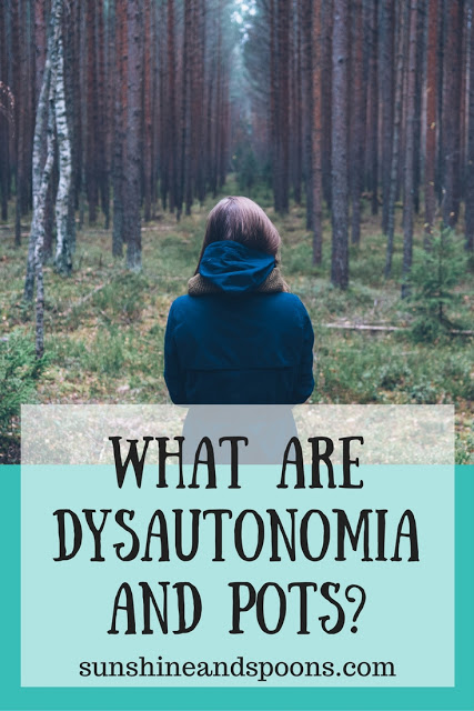 What are Dysautonomia and POTS-
