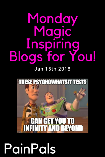 Monday Magic - Inspiring Blogs for You! 15 Jan