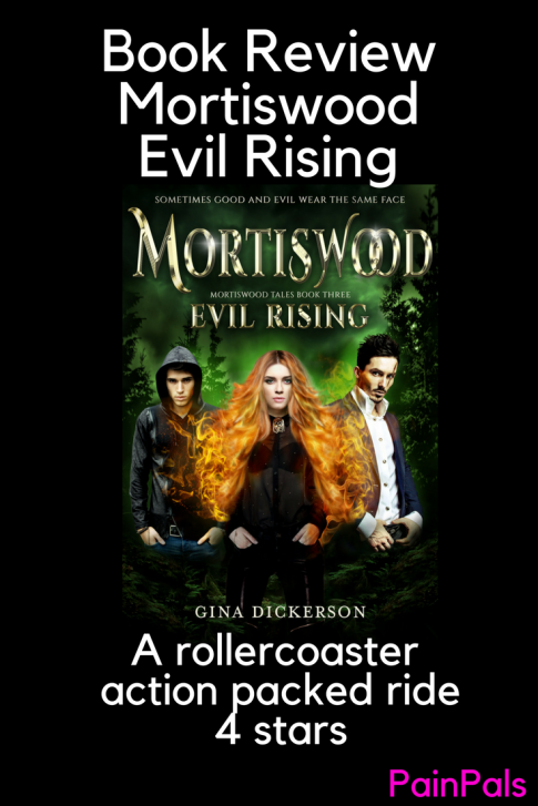 Book review Mortiswood 3