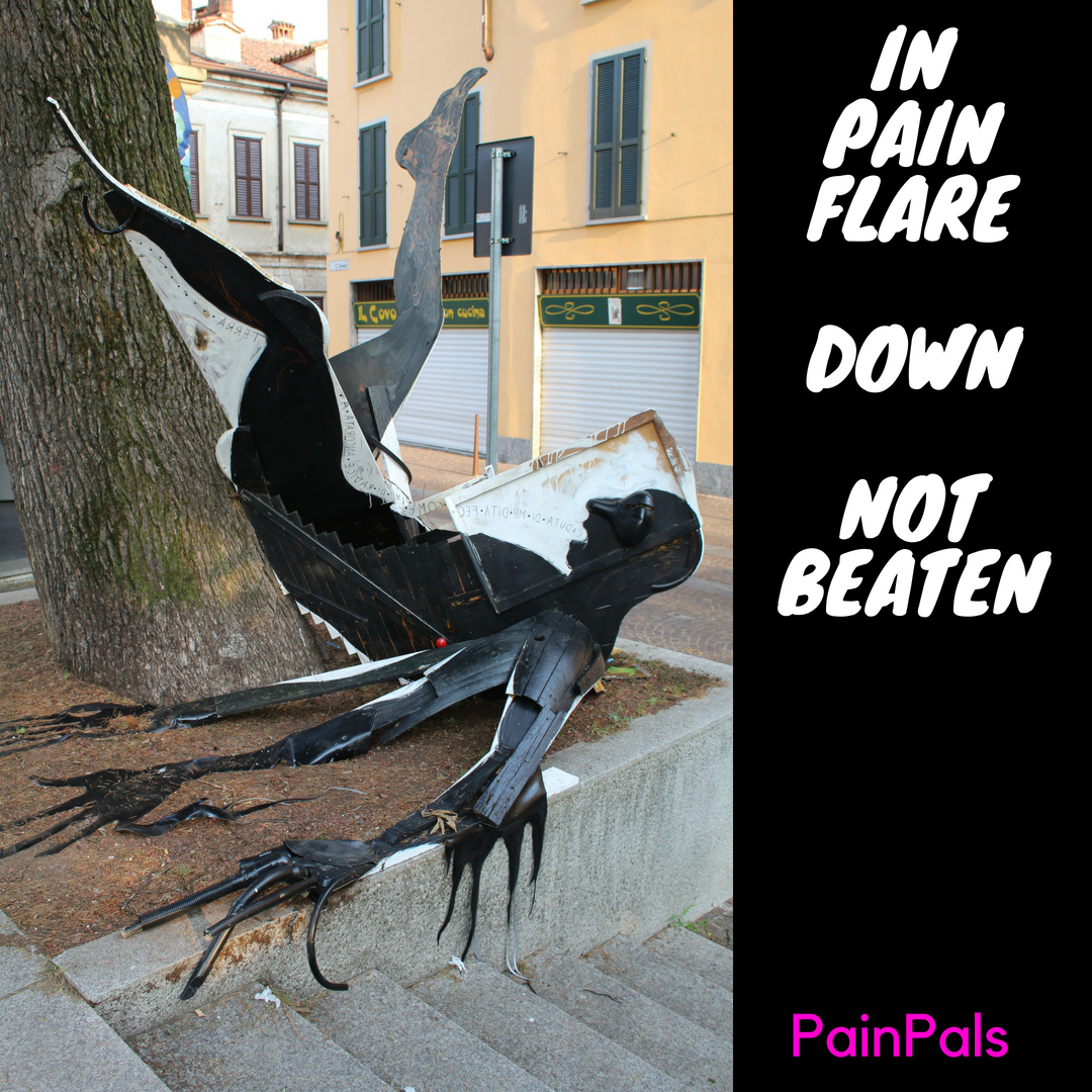 Pain flare