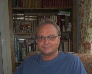 Alex Tresillian Author Image