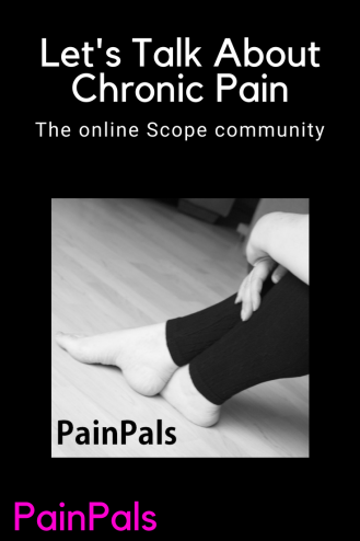 Lets talk about chronic pain