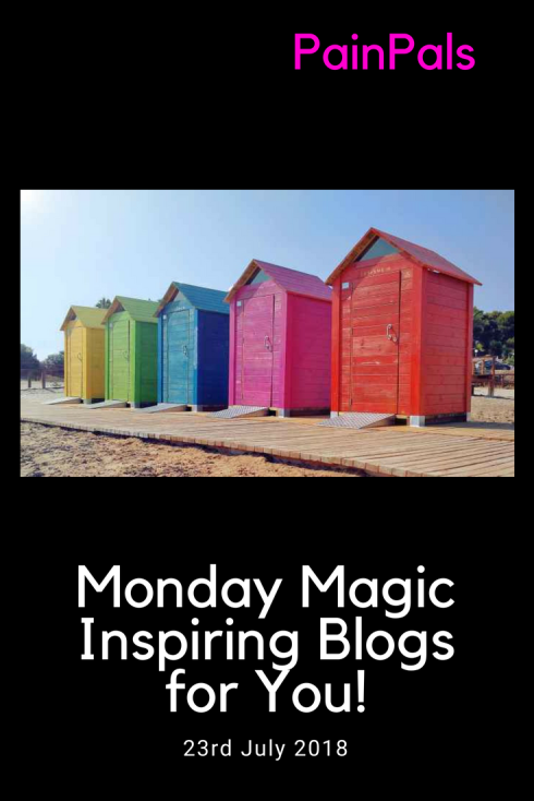 Monday Magic Inspiring Blogs for You! 23:7