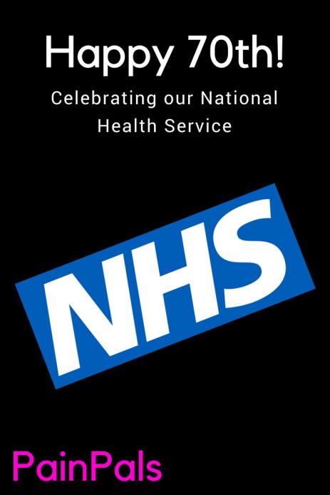 NHS pin