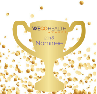 WEGO Health nominee