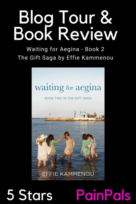 Waiting for Aegina pin