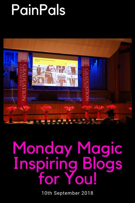 Monday Magic Inspiring Blogs for You! 10 Sept