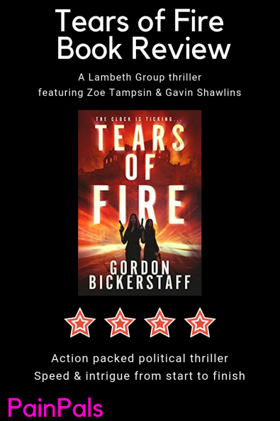 Tears of Fire Pin