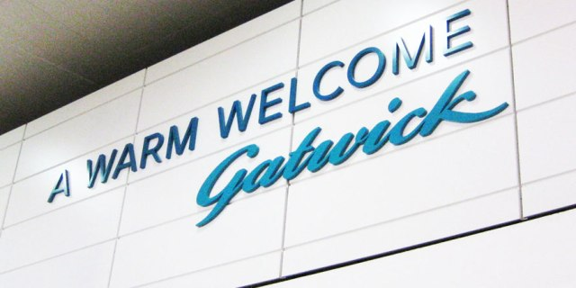 London-Gatwick-Airport