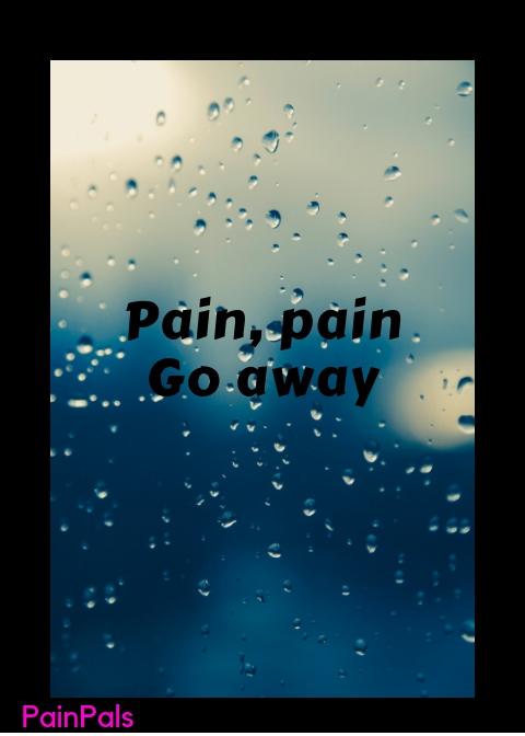 Pain on rain