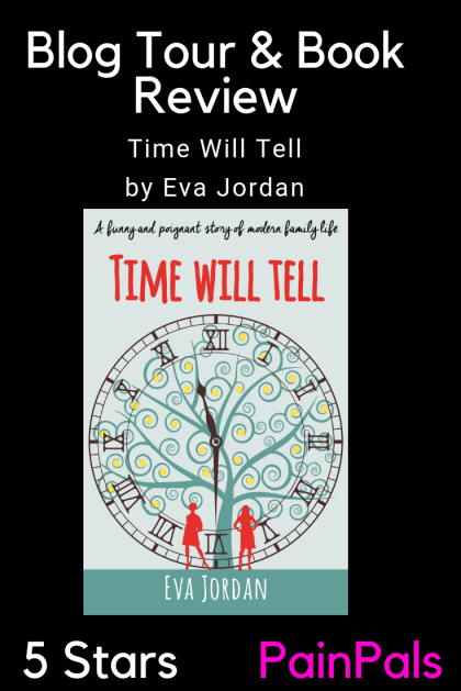 Time will Tell pin