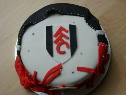 Fulham cake