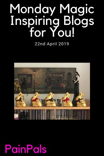 Monday Magic Inspiring Blogs for You! 22 April