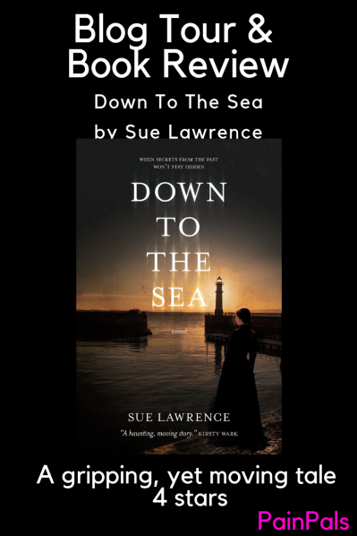 Book Review Down to the Sea pin